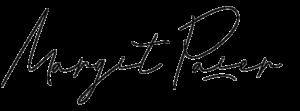 Margit Paier Unterschrift